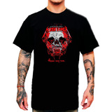 Remeras Metallica - Rock - Camisetas - Serigrafía