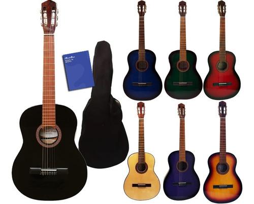 Guitarra Criolla Rómulo García Cg100 Sb + Funda + Afinador