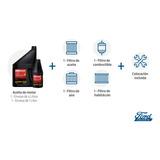 Cambio Aceite Sintetico Y 4 Filtros Ford Focus Iii 13/20
