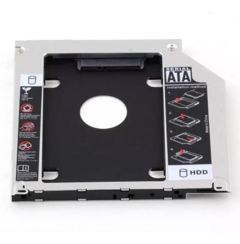 Caddy Para Macbook Pro 9.5mm Sata Disco Duro Ssd