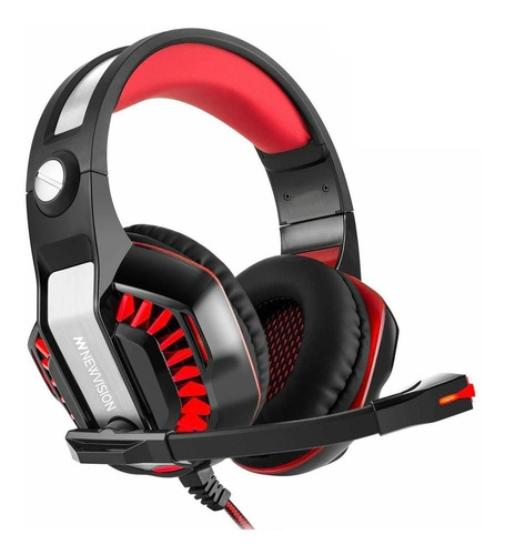 Auricular Gamer Ps4 Xbox Pc Headset Sonido Hd + Microfono