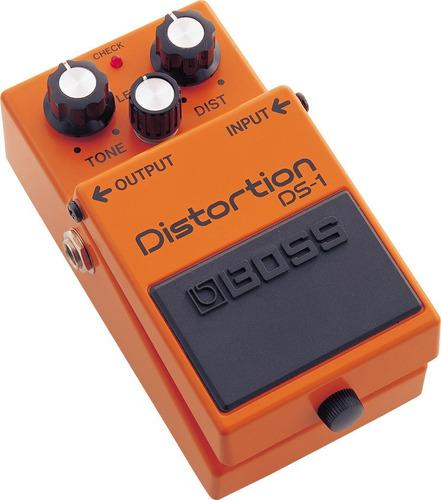 Pedal Efecto Guitarra Electrica Boss Ds1 Distorsion Ds-1