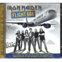 Cd Duplo Iron Maiden - Flight 666 The  Soundtrack Original