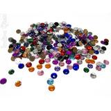 500 Gemas Piedras Strass Para Coser - Surtidos.  Ac  Q
