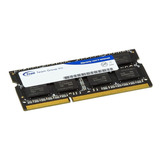Memoria Ram Team Group Ddr3 4gb 1333mhz Sodimm Laptop Nueva
