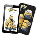 Tablet  Positivo Twist Tab Minions T770km 7  32gb Preto Com 1gb De Memória Ram