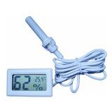 Termometro Higrometro Digital Humedad Sonda Mimall