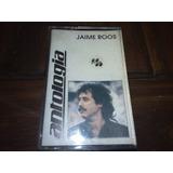 Jaime Roos. Antología. Cassete Original En Impecable Estado