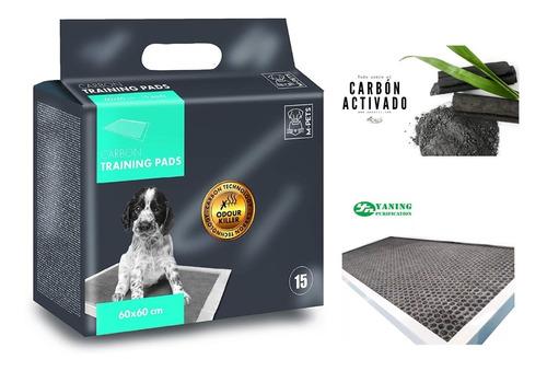 Pañales De Entrenamiento Para Perros 15 Unidades 60x60 Promo