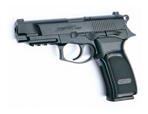 Pistola  Asg Co2 Airsoft Bersa Thunder 6mm Balines
