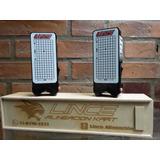 Nuevas! Alineadoras Laser Lince Karting Imanes (x 2 Modulos)