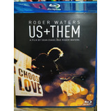 Roger Waters Us+them Bluray Dolby Atmos 7. 1!!