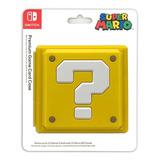Caja Portajuegos Nintendo Switch, 12 Juegos Y 12 Sd No.5