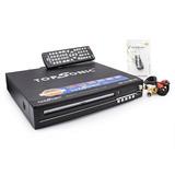 Reproductor Dvd Cd Mp3 Usb Función Ripping