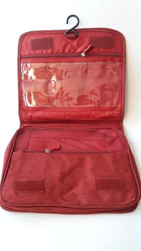 Bolso Neceser Organizador Viaje Colgante 22x25 Cm