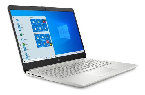 Notebook Hp 14-cf3047la I3-1005g1 4gb 256gb Ssd Windows 10