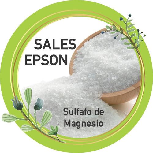 Sales De Epson X 5kg Baños Y Relajacion Spa Estetica