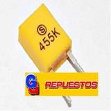 Resonador Cristal 455
