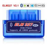 Escáner Automotriz Mini Elm327 Obd2 Con Bluetooth Android