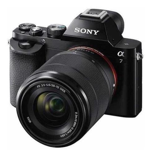 Cámara Sony A7 28-70 Mm