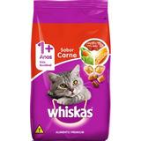Alimento Whiskas Gato Adulto Sabor .carne Envio Gratis Caba
