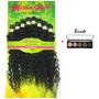 Cabelo Orgânico 100% Cacheado Fibra Human Hair Top + Brinde Original