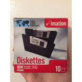 Diskettes Imation 3.5