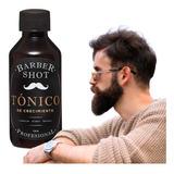 Tratamiento Bergamota Crecimiento Barba Cabello Barber Shot