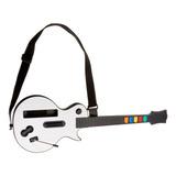 Guitarra Inalámbrica Para Wii Guitar Hero Y Juegos De Roc