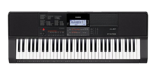 Teclado Musical Semiprofesional Casio Ctx700 Envio Gratis