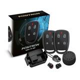 Alarma Auto Pst Positron Fx360 Volumétrica Nuevo Modelo