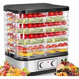 Máquina Deshidratadora De Alimentos, 8 Bandejas Deshidratado