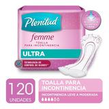 Plenitud Toalla Ultra Femme X 20 Unidades Pack X 6