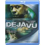 Deja Vu Blu Ray Denzel Washington Película Nuevo