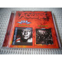 Cd Udo/accept - Mean Machine + Eat The Heat Original