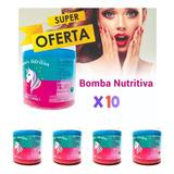 Bomba Nutritiva, Botox, Crema De Masaje, Todo En Una Bomba