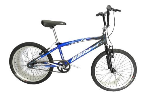 Bicicleta Tipo Cross Para Niños Niñas Rin 20 Sin Cambios
