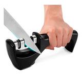 Afilador De Cuchillos Fácil De Usar Ergonómico