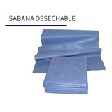 Sabana Desechable 120x180cm C/10 Pzas