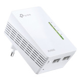 Adaptador Powerline Tp-link Tl-wpa4220 Blanco 1 Unidad