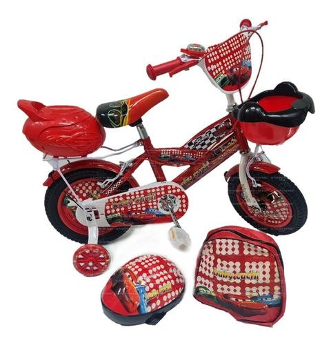 Bicicleta Niño Niña Bebe Monareta De 2 A 5 Años Juguete Bebe