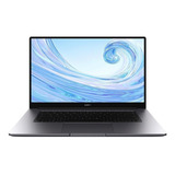 Laptop Huawei Matebook D15 Space Gray 15.6 , Amd Ryzen 7 3700u 8gb De Ram 512gb Ssd, Amd Radeon Vega 10 1920x1080px Windows 10 Home