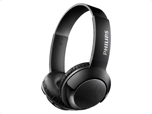 Auriculares Philips Bluetooth Bass+ On Ear Inalambricos Usb