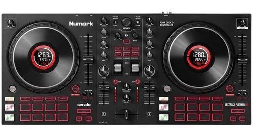Controlador Dj Numark Mixtrack Platinium Fx / Abregoaudio