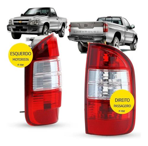 Faro Trasero Chevrolet S10 2008 2009 2010 2011 2012 Original