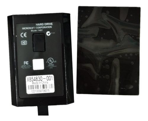 Caja Carcasa Disco Duro Xbox 360 Slim Slim E