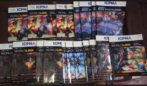 Libros Icpna Intermedio 01 02 04