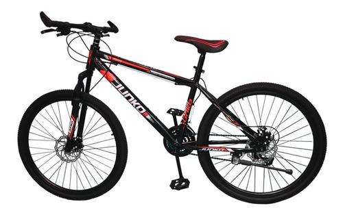 Bicicleta De Montaña Adulto Rod 26 Cambios Freno Dsico