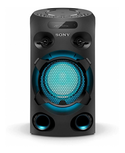 Parlante Bluetooth Sony Mhc-v02 Equipo De Musica Torre Sonid