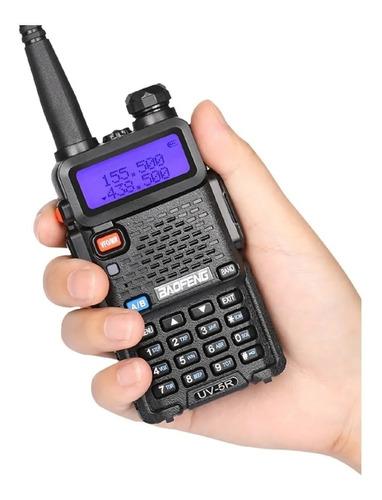 Radio Transmisor Walkie Talkie Baofeng Uv5r Hasta 10 Km